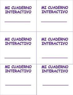 Image result for Mi Cuaderno Interactivo