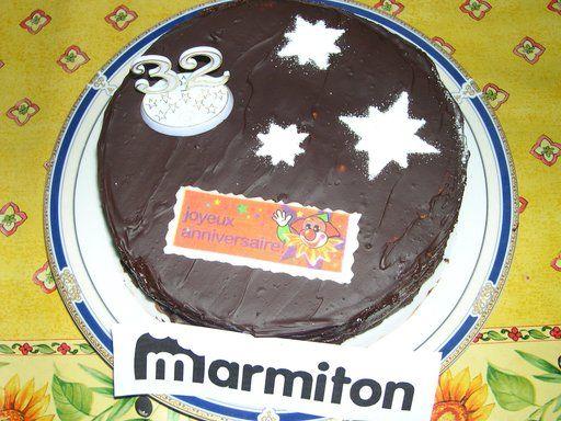 Marmiton cake au citron pavot