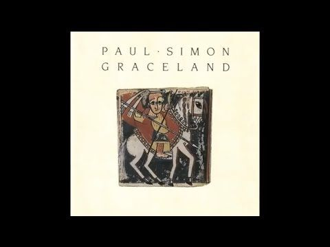 "famed musician Paul Simon performs his LEGENDARY, world-renowned and ground-breaking album, ""Graceland"". video is full, original album. video just shows still shot while music plays. video is courtesy of www.youtube.com. I SAY BUILD COMMUNITY THROUGH MUSIC!!! love it. live it. xoxo."