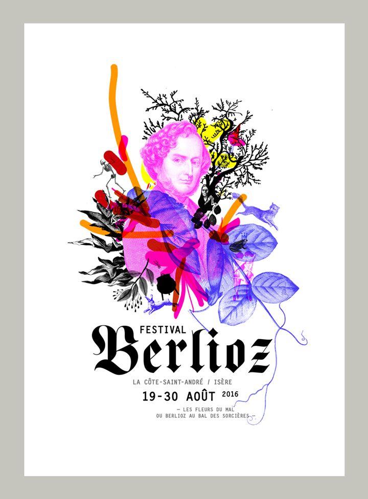 Le jardin graphique - Festival Berlioz 2016