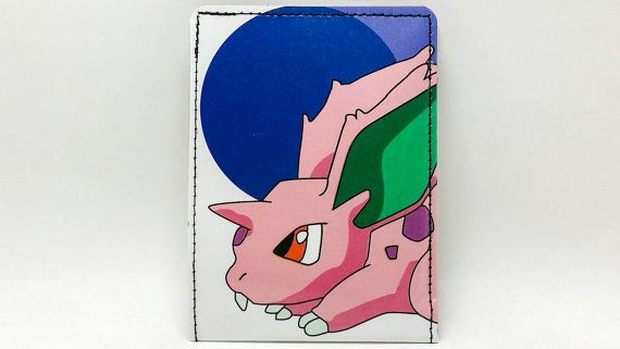 Check out this item in my Etsy shop https://www.etsy.com/listing/246401922/sewn-comic-book-wallet-pokemon-handbook