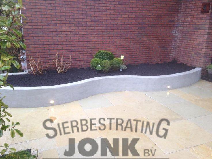 Design Stucmortel IJswit 25 kg - Jonk Sierbestrating, Edam, Almere, Schagen en Vijfhuizen