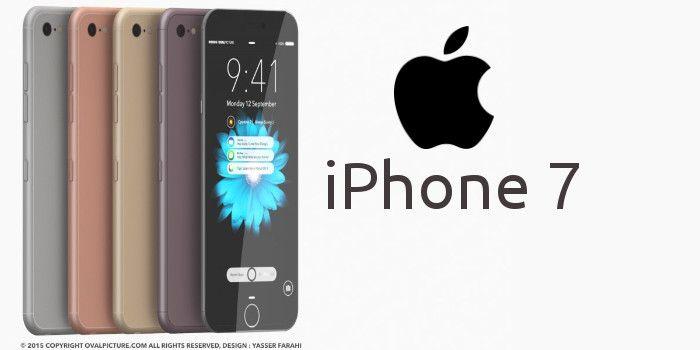 iPhone 7 características y especificaciones