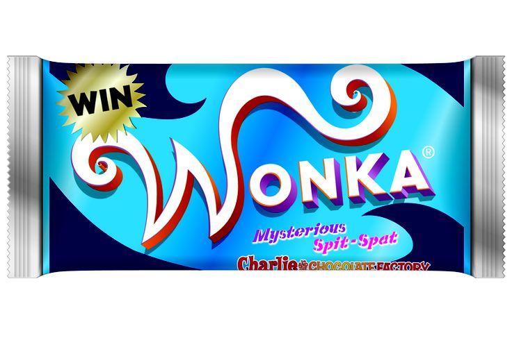 画像G:WONKA ミステリアス スピット・スパット 新製品出たよ!ミステリアスな味とは!? 皆さん、お分かりですか!?是非、コメントを!