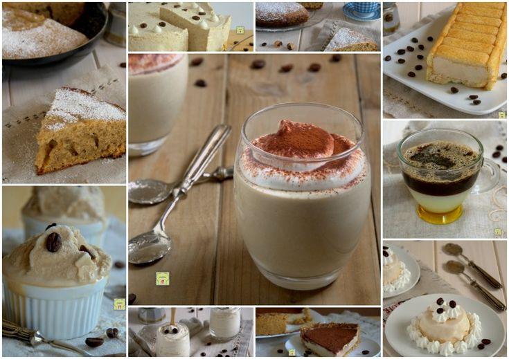 migliori ricette di dolci al caffè