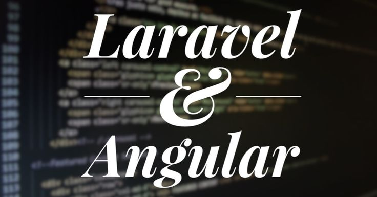 This is a starter project for setting up a new Angular and Laravel project. It comes ready with the following technologies:  Laravel5 Laravel5 Debug Bar Laravel5 Repositories Angular Angular Material Angular UI Router EditorConfig JavaScript Code Style (jscs) Jshint Less Elixir (for all the above)  Check it out if you are looking to start a new project with all these …