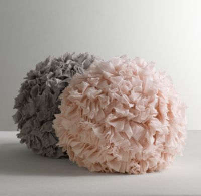 Dandelion Puff Pillow | Decorative Pillows | Restoration Hardware Baby & Child