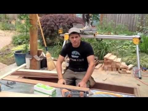 How to build an outdoor sauna build by gabriel behrend for Build your own sauna outdoor