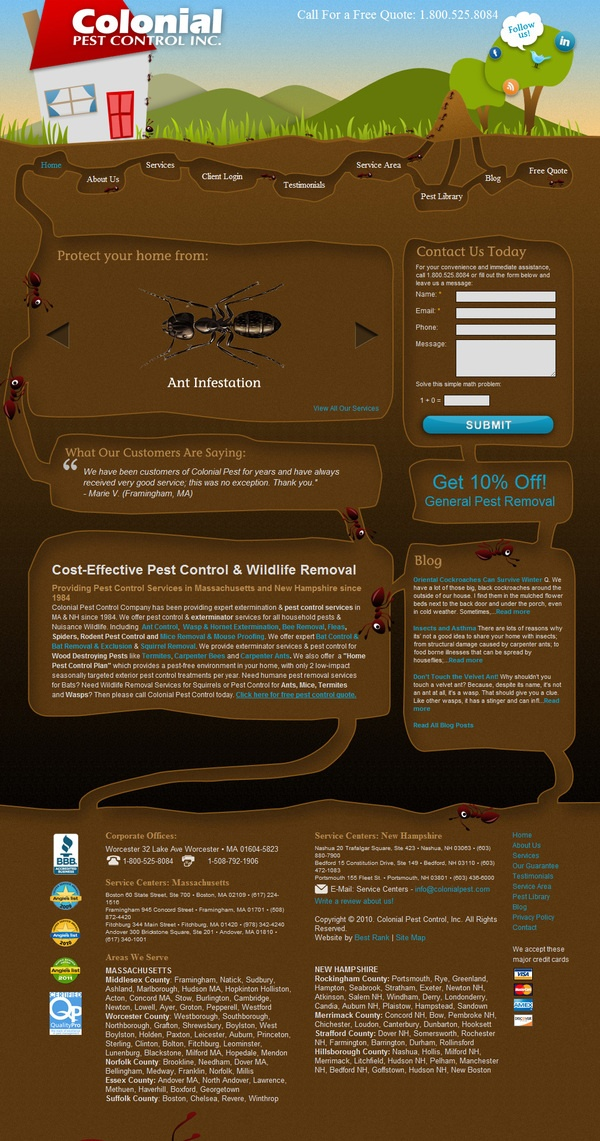 26 best diy pest control images on pinterest pest control colonial pest control by best rank diy solutioingenieria Choice Image