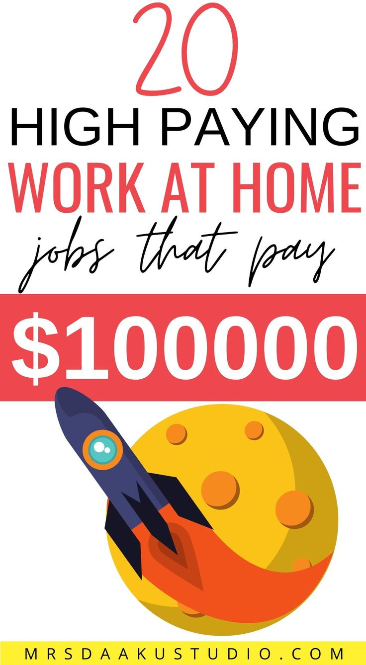 High Paying Online Jobs 13 jobs no one is talking about