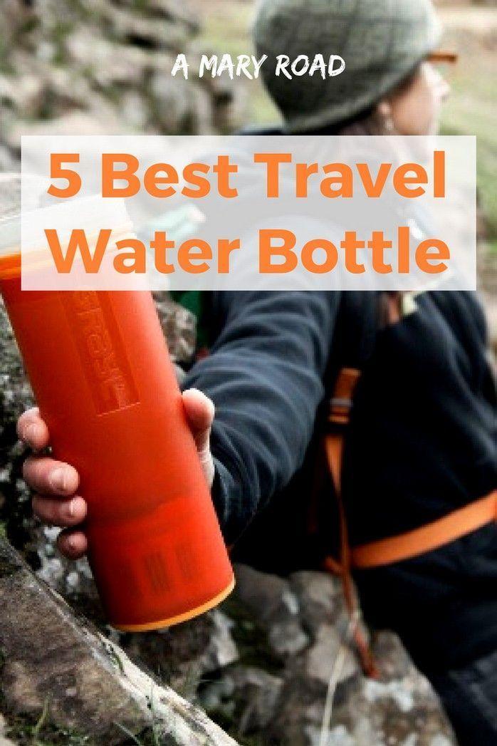 filter bottle, best travel water bottle, travel water bottle, water filtration bottle, portable water filter
