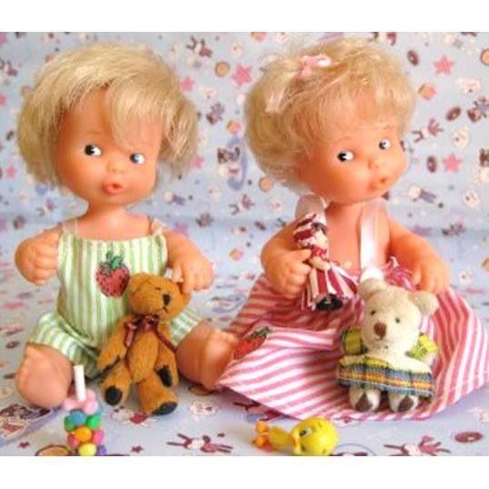 Hoy recordamos las Barriguitas, Nancy, Nenuco...Por los momentos de juego de nuestra infancia