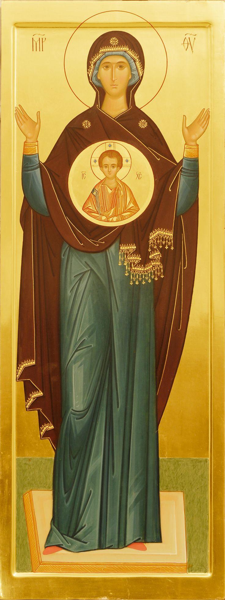 Religious art icon - ИКОНОСТАС_2