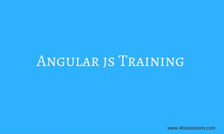 4bs solutions comes up with an effectively and structured course in Angular JS which is highly beneficial for the Web Designers/Developers. #Angularjs #online #Training. #angular #js #online #Training in hyderabad.