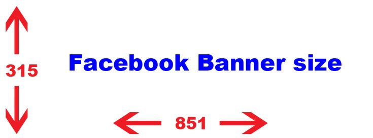 What is Facebook Banner size (cover photo Measure) 2018