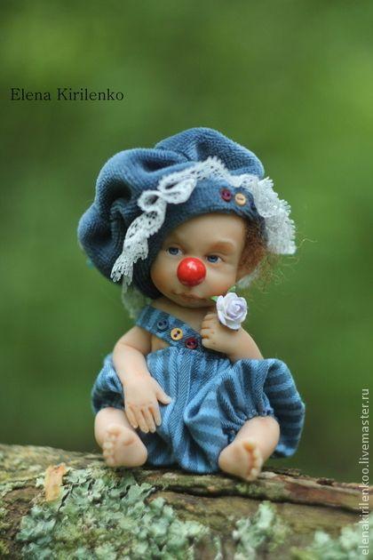 Elena Kirilenko collection dolls Куклы-младенцы и reborn ручной работы. Ярмарка Мастеров - ручная работа Жорик. Handmade.