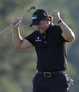 Phil Mickelson is such a classy guy