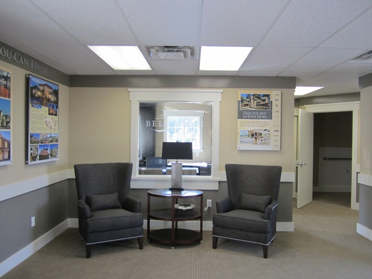 Sales Office Design