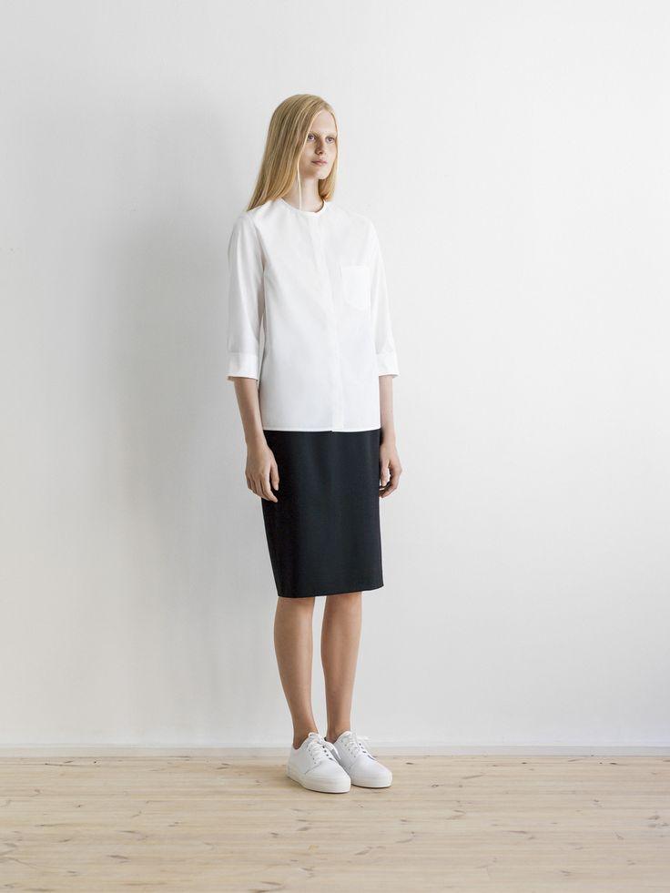 Samuji Pencil Skirt | Garmentory