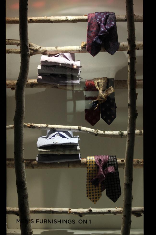 Retail visual merchandising