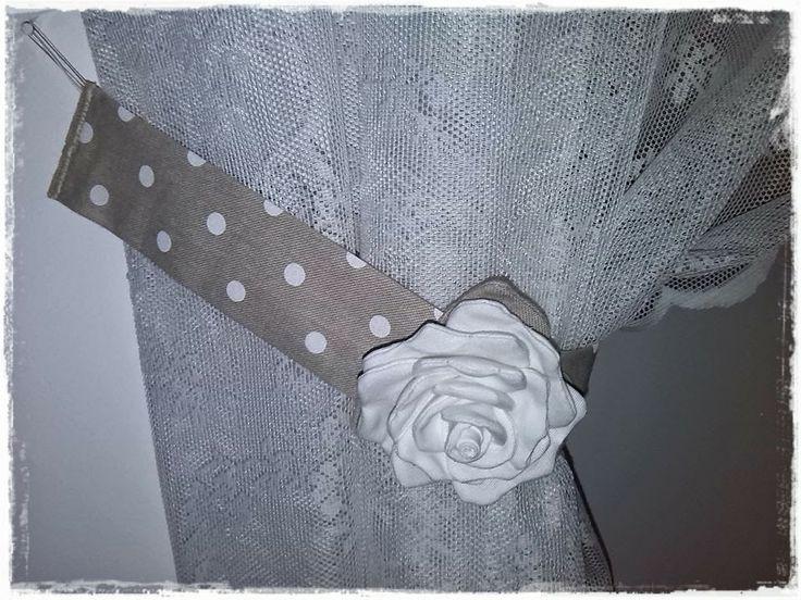 embrasse con rosa Lore Cucito Creativo