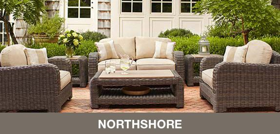Brown Jordan Northshore Patio Collection Exclusively At
