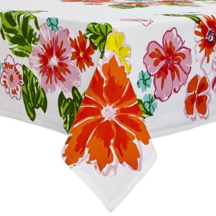 Tropical Tablecloth, available at #surlatable