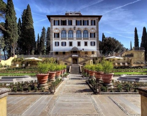 THE HOTEL Salviatino Florence