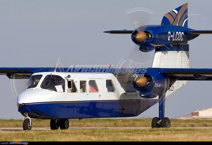 Britten-Norman Trislander (официальное наименование - BN-2A Mk III Trislander) - 18-местный трёхдвигательный поршневой гражданский самолёт, производимый в 1970-х и начале 1980-х годов британской компанией Britten-Norman.