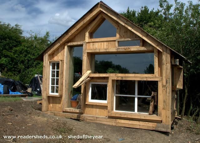 See Some Of The Finest Sheds Year