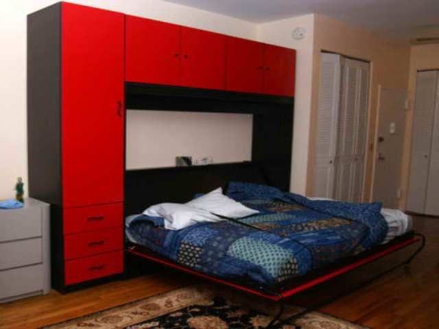 13 best murphy bed ikea images on pinterest wall beds 3 4 beds and murphy bed ikea. Black Bedroom Furniture Sets. Home Design Ideas