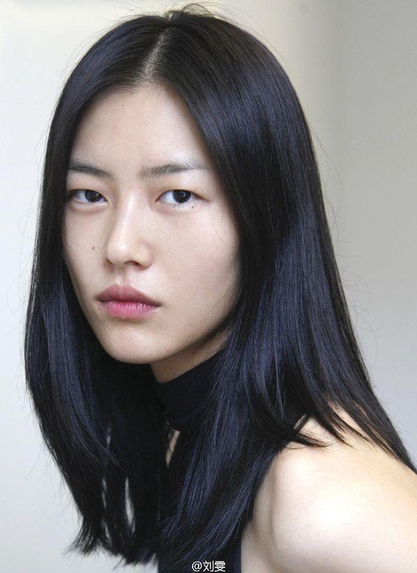 Liu Wen //  Mid-length Hair