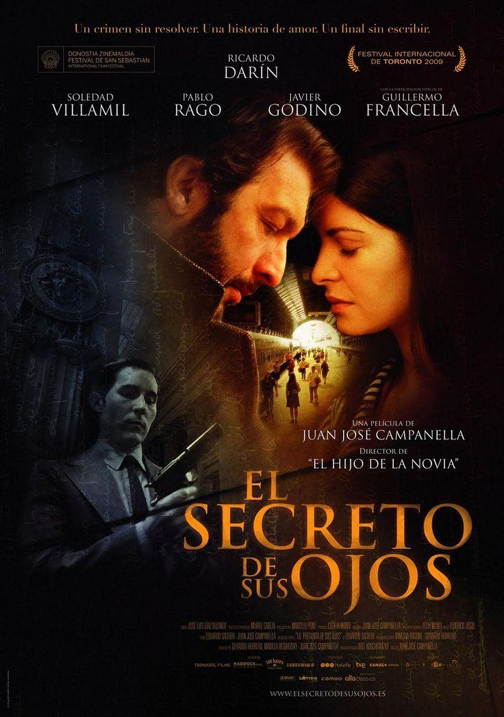 EL SECRETO DE SUS OJOS (2009, Argentina).