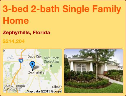 single zephyrhills