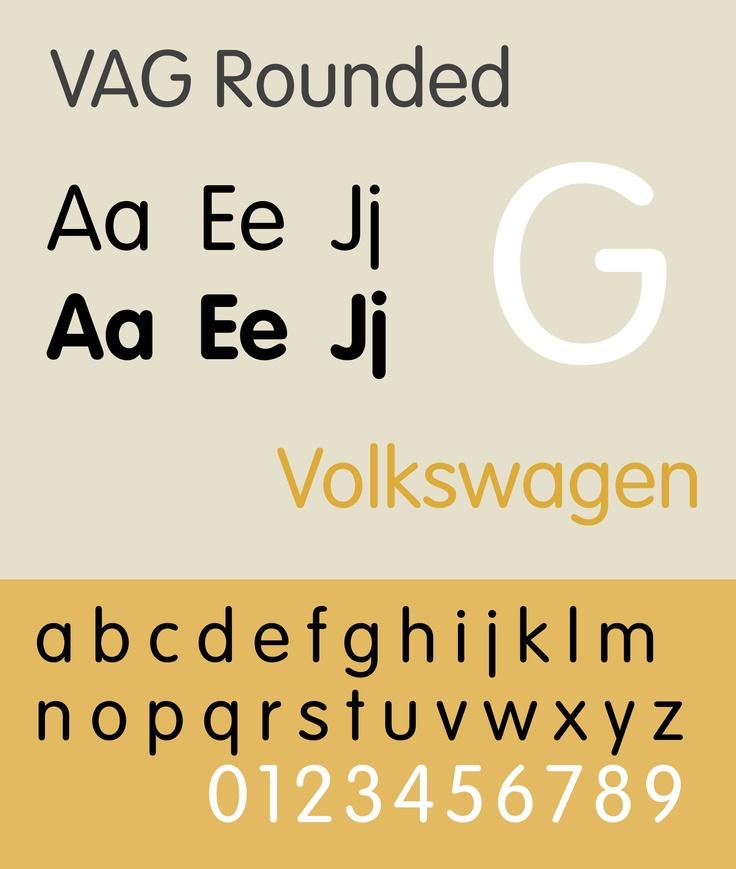 Gerry Barney - 1990 // Geometric Sans-Serif Font // T-Mobilr, Apple keyboards, Volkswagen, Audi