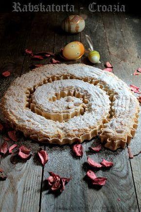 Quest'anno per Pasquetta mi sono voluta regalare un dolce croato che comunque come ingredienti e lavorazione ricorda molto dei nostri d...