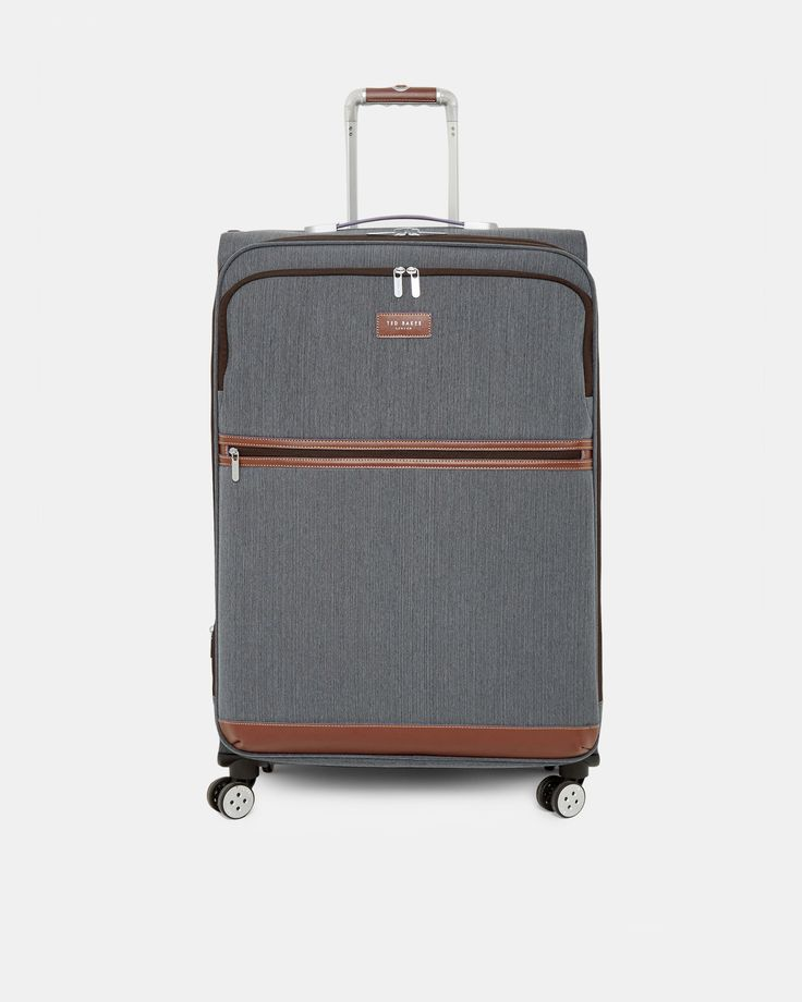 HONKONG Large 4 wheel case #TedToToe