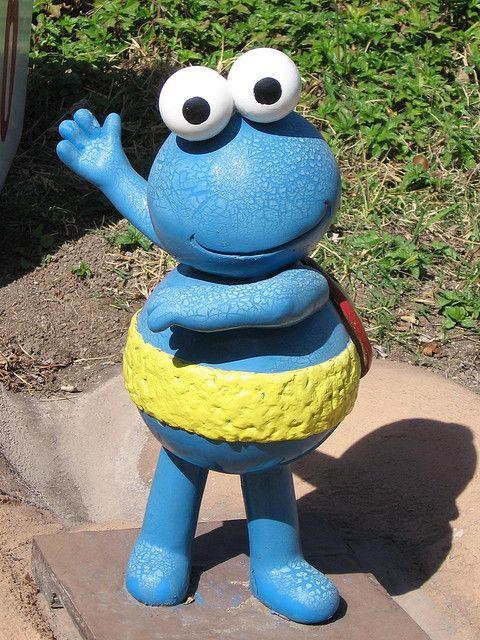 https://flic.kr/p/9wU4Y | Tweedle Bug | A Tweedle Bug at Parque Plaza Sesamo in Monterrey.