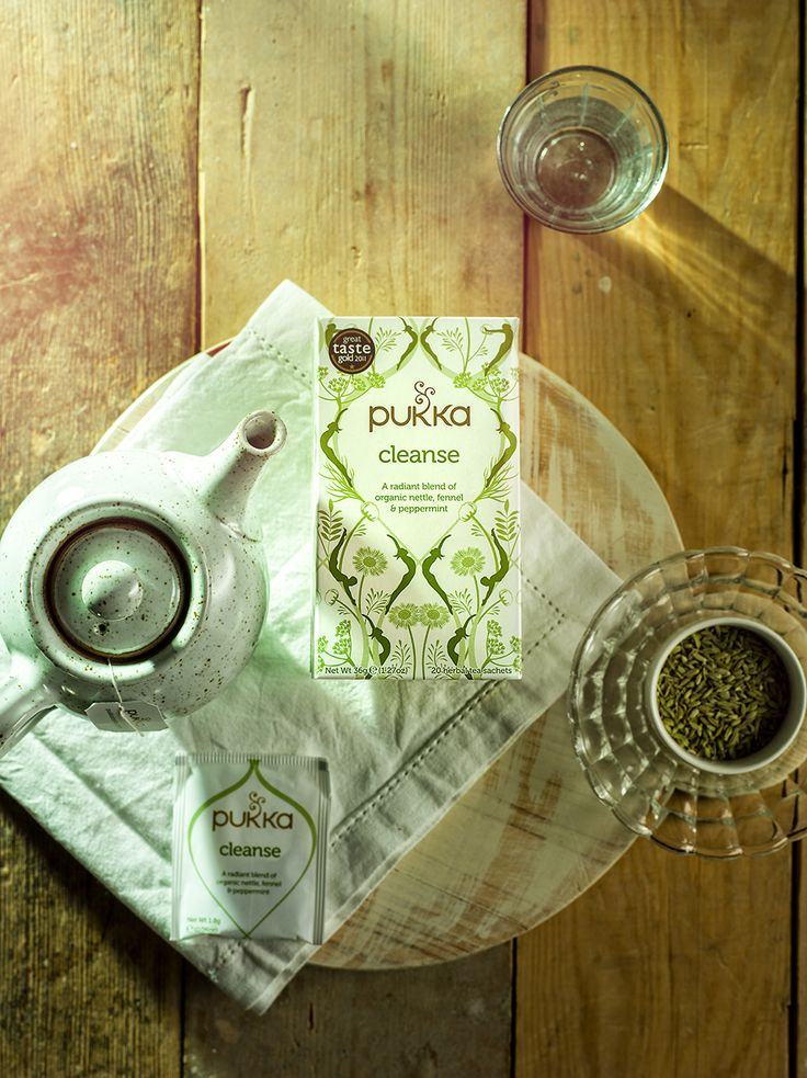 Recharge, rejuvenate, and renew this spring with our organic Cleanse tea > http://www.pukkaherbs.com/pukka-products/pukka-teas/cleanse-new