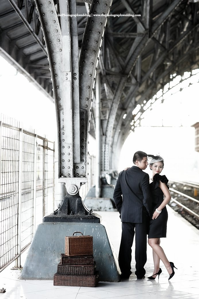 one of my favorite pre-wedding photoshoot :) *Moving on in life together*