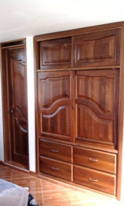 25 best ideas about closets en madera on pinterest for Software para hacer muebles de madera