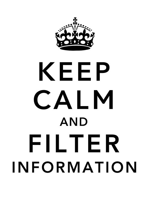 Sept 21...(3 gifts of information) *the gift of our personal filter to all information out there...I should use this gift more often!! *the wisdom and knowledge that it affords! *the opportunity to be prepared!