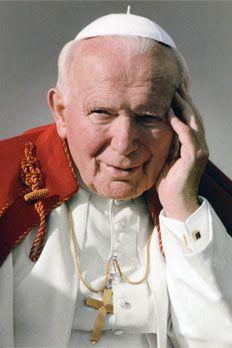 """""""Non abbiate paura!"""" (Papa Giovanni Paolo II)"""