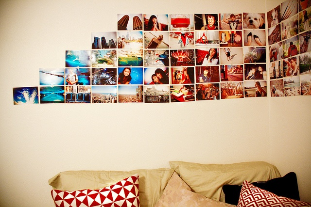 more fotoclip ideas - hung with 3M medium picture hanging strips