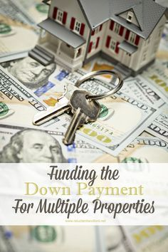 Looking for ways to fund the down payment on multiple properties? Check out my tips for alternative down payment sources and more!