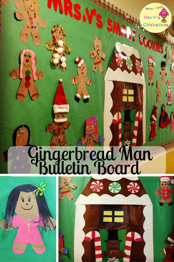 Gingerbread Man unit jam packed with worksheets, hands on activities, center games, scavenger hunts, bulletin board ideas and MORE!