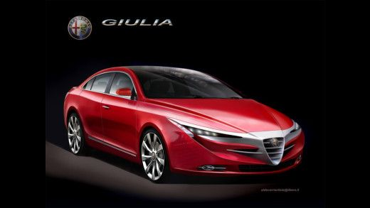 Design: nuova Alfa Romeo Giulia, di Aldo Cerri | Virtual Car