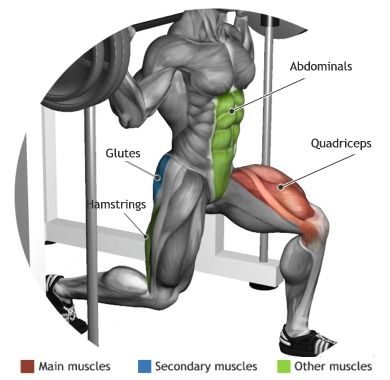 1000 ideas about lunges on pinterest exercise squats for Chaise quadriceps