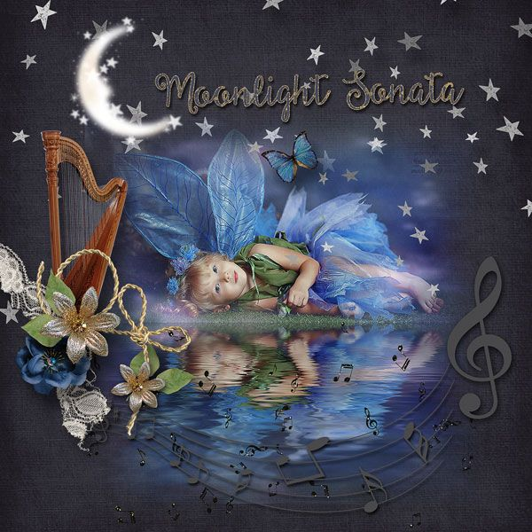 NEW*NEW*NEW Moonlight Sonata - Collection by Alexis Design Studio http://www.thedigichick.com/shop/Moonlight-Sonata-Collection.html save 59% photo Natalia Zakonova use with permission