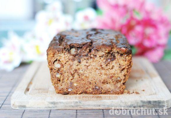 Fotorecept: Cuketový sladký chlebík
